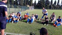 Match amical Olympique Novais - Signal FC Bernex Confignon (Suisse) - L' OLYMPIQUE NOVAIS