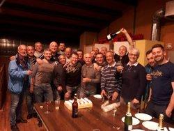 Anniversaires a L'O.V.B  60 ans FANFOUE  un peu+ Luigi et unpeu moins Cyril - Olympique des Vétérans de Bassens