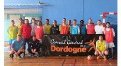 1 joueur futsal en Selection Dordogne