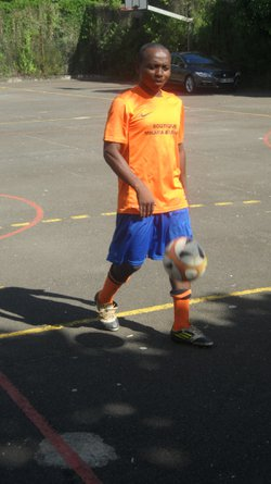 RCES-M'bouini (25/04/2015) - MAKOULATSA F.C