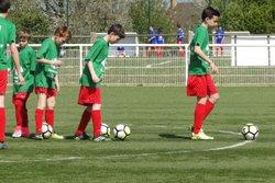 PQFC-ROUEN SAPIN (2) Victoire 4-3 - PLATEAU DE QUINCAMPOIX F.C