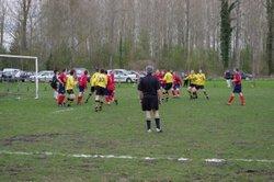 Séniors contre Allery/Araines (c) - Association Sportive Prouzel-Plachy