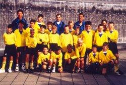 1994 / 1995 - Association Sportive Prouzel-Plachy