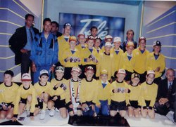 1996 / 1997 - Association Sportive Prouzel-Plachy