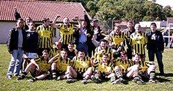 2003 / 2004 - Association Sportive Prouzel-Plachy