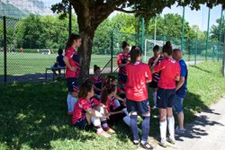 Equipe Féminine Rachais - Vallée du Guiers (21 Mai 2016) - ENTENTE SPORTIVES DU RACHAIS
