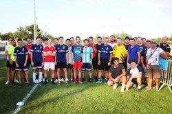 La Reprise des Seniors et des U17 - Racing Club de Provence