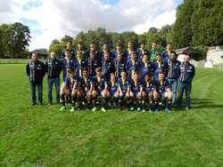 Veretz Larcay U18 - RCVI U18 (16 septembre) - Reignac Chambourg Val Indre