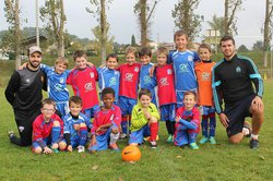 U9 - Criterium du 21/10/2017 - Réalmont Football Club