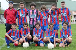 U13 - Criterium du 05/05/2018 - Réalmont Football Club