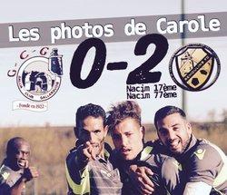 Phb/ GC Gallargues vs Rfc , Par Carole Bonnet - REMOULINS FC