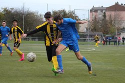 04/11/2017 : U19 A contre Le Theux - RETHEL SPORTIF FOOTBALL