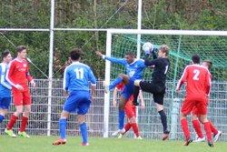 19/03/2017 : U17 A contre Mulhouse - RETHEL SPORTIF FOOTBALL