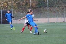 18/11/2017 : U19 A contre Charleville Franco-Turc - RETHEL SPORTIF FOOTBALL