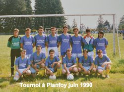 L' histoire du C.O Rochetaillée 1989 - 2017 - Foot CO Rochetaillée