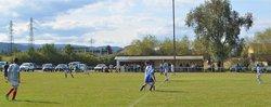 L' Équipe C.O Rochetaillée en match - Foot CO Rochetaillée