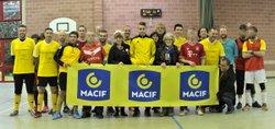 Action Centre Pénitentiaire - Rousies Futsal Team