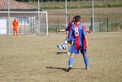 Match des seniors en coupe face à CASTILLONNES - RÉVEIL SPORTIF DE ST SERNIN
