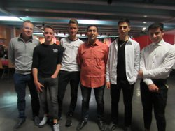 Soiréee Bollywood - Une  réussite  - L'équipe d'organisation et du service - Football Club Sportif Rumilly Albanais
