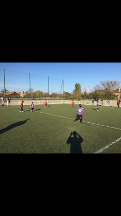 Plateau de nos U8 à la JET! - SAINT-ALBAN AUCAMVILLLE  FOOTBALL CLUB