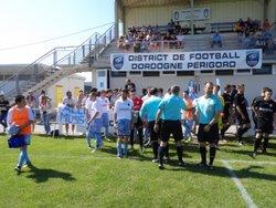 Finale coupe du District MUSSIDAN 2 - BOULAZAC 2 - SAINT-AULAYE SPORTS