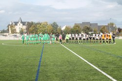U17 match contre GJ Louroux Béconnais - Saint-Barthélémy