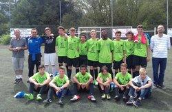 U15 MATCH A STE MARGUERITE - SAINT MAX ESSEY FC