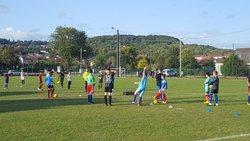 U11/13 - entraînement du 12 septembre 2017 - SAINT MAX ESSEY FC
