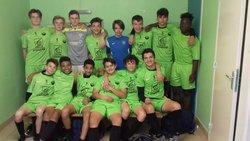U15 A MATCH A TOUL NG - SAINT MAX ESSEY FC