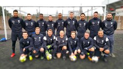 Equipe B - Match contre Croismare - SAINT MAX ESSEY FC