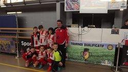 photos du tournoi qualificatif à la Gaillette Cup U102017 - SPORTING CLUB DE DOUAI