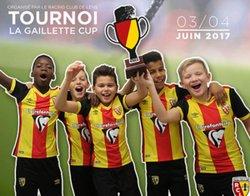 Tournoi qualificatif organisé par le SC Douai pour Gaillette cup