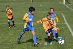 Rentrée du foot U10/U11 15-9-18 - Sporting-Club Fouquièrois