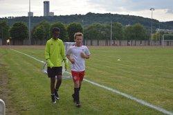 SAISON 2017/2018 - 2017 08 31 - U13 - Entraînement - Sporting Club Malzéville
