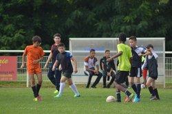 SAISON 2017/2018 - 2017 09 05 - U13 - Entraînement - Sporting Club Malzéville