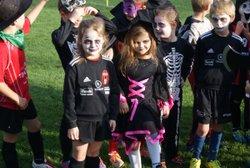 Débutants (Séance Halloween) - SPORTING CLUB AUBINOIS FOOTBALL