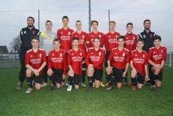U18 (Calonne Lievin) - SPORTING CLUB AUBINOIS FOOTBALL