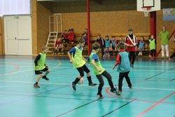 Arbre Noël école de football (2014) - SPORTING CLUB AUBINOIS FOOTBALL