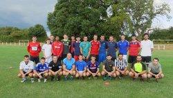 journée 13/08 séniors entrainement - SAINTE CHRISTINE - BOURGNEUF FC