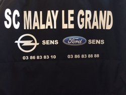 AMPLITUDE AUTO - SPORTING CLUB  MALAY LE GRAND FOOTBALL