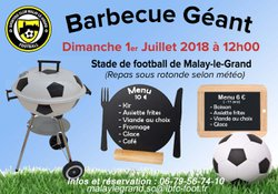 Barbecue Géant