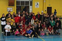 Tournoi en salle Féminines 1er mars 2015 - Sporting Club Mazanais