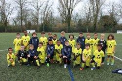 Plateau débutants à la Jonelière - 21 janvier 2018 - Sporting Club Nord Atlantique