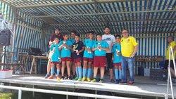 Tournoi Lapalud U13 27 mai 2017 / 3e place - Sporting Club Olympique Mondragon Mornas