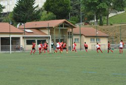 U17 bourg-st julien 3-2 chambon - SPORTING CLUB PIRAILLON