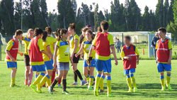 Match retour U17 Féminines - Sport Adapté du 26/04/2018 - Stade Maillanais