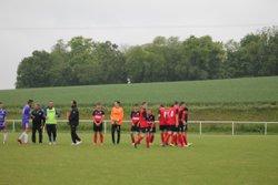 U17 Match Somsois - Sept Saulx Gagné 1 - 2 - SOCIETE SPORTIVE SEPT SAULX