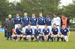 SGSHFC B   0   -  1  COMMEQUIERS - St Gilles St Hilaire Football Club
