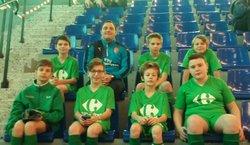 U13 Tournoi de Berck Décembre 2016 - SLE GROFFLIERS