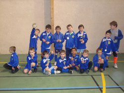 Tournoi Aigues Vives U6 à U9